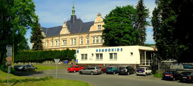 Frýdlantští zastupitelé podpořili svým hlasováním prodej nemocnice Frýdlant Krajské nemocnici Liberec