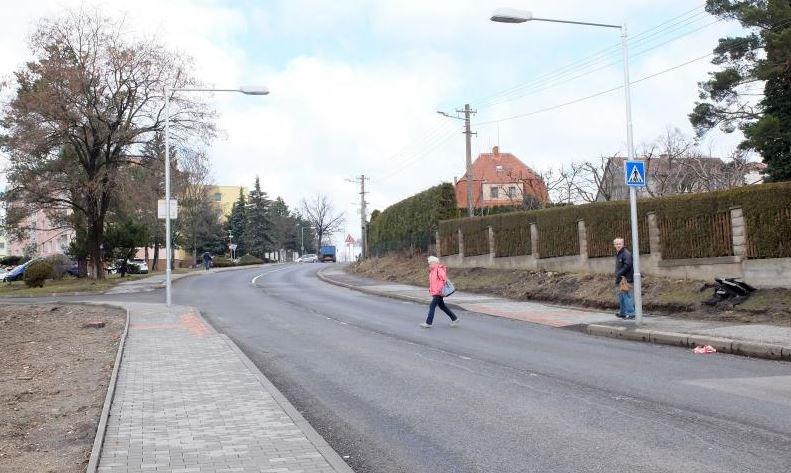 Ve Frýdlantě vznikly dva nové přechody pro chodce