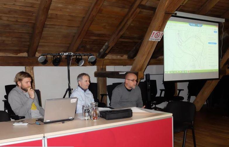 Další projednávání územní studie lokality Podzámčí proběhne 27. února
