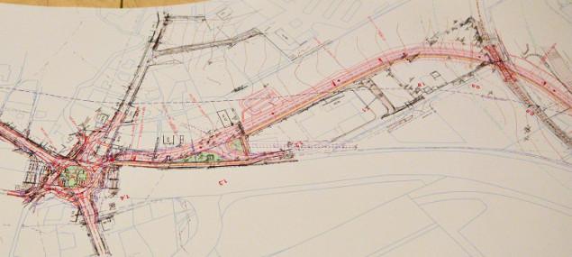 Stavba nové silnice do průmyslové zóny se přiblížila. Dokončuje se dokumentace k územnímu rozhodnutí