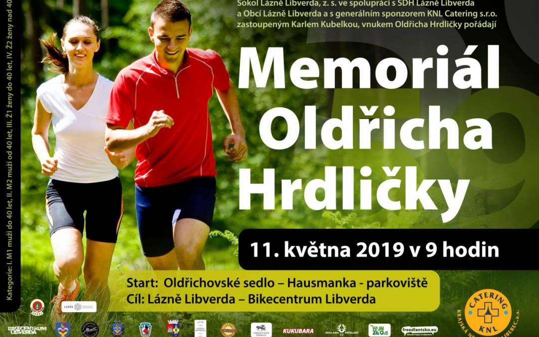 Memoriál Oldřicha Hrdličky / 59. ročník
