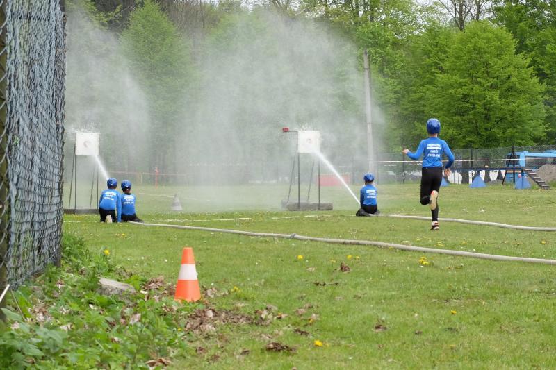 Hasičskou soutěž Štít města Frýdlant vyhráli v obou kategoriích mladí hasiči Frýdlantu
