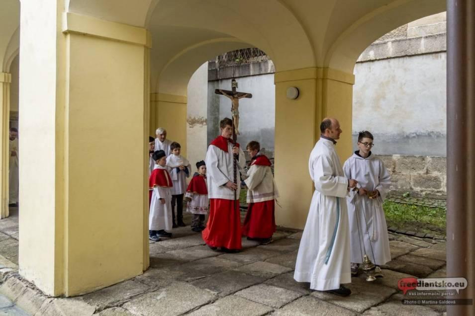 Mezinárodní pouť smíření Panny Marie, Prostřednice všech milostí / Hejnice 2019 / Fotoreportáž