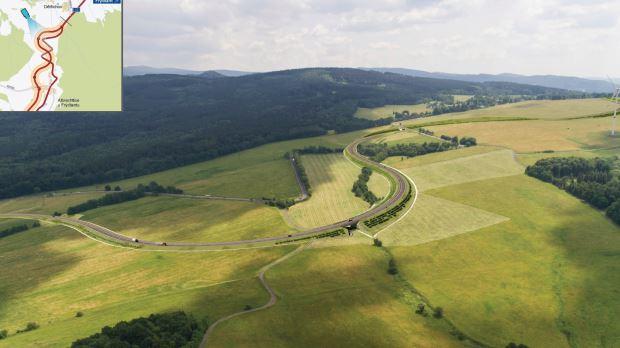 Nová silnice do Frýdlantu dostala zelenou, Nová Ves se chce ještě bránit
