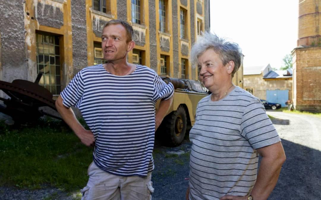 Dana Drábová poctila návštěvou Frýdlantský výběžek