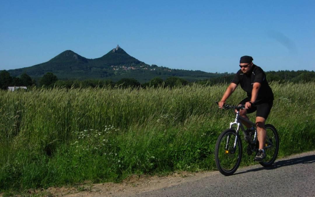 Krajské dotace míří i do oblasti cyklistické dopravy