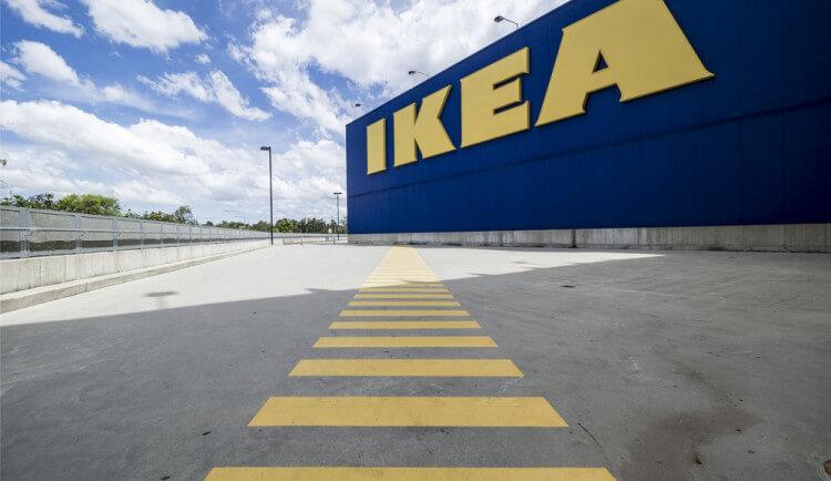 IKEA v Liberci. Nábytkářský řetězec letos pod Ještědem otevře výdejní místo