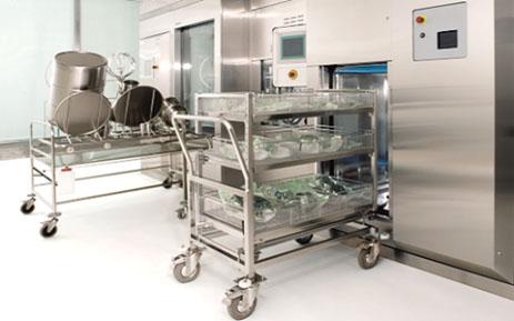 Příspěvek společnosti CiS k hygieně v nemocnicích