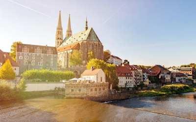 Výlet do města Görlitz