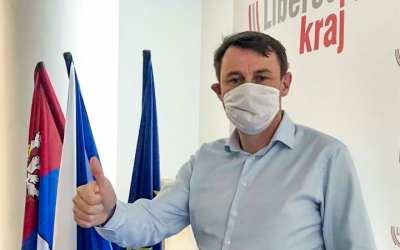 Další poděkování hejtmana Libereckého kraje Martina Půty našim starostům