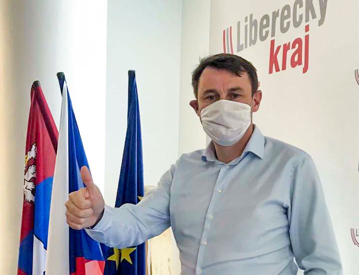 Třetí poděkování hejtmana Martina Půty starostkám a starostům v Libereckém kraji