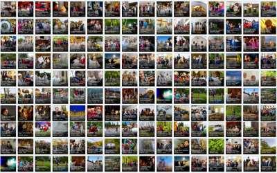 První dvacítce našich nejnavštěvovanějších fotogalerií vévodí Bulovské léto 2018