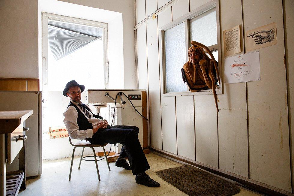 Ve Frýdlantě bude mít svůj festival Franz Kafka. Dorazí Rudiš či Čtvrtníček