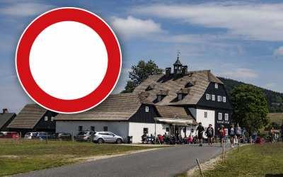 Seznam lokalit v Libereckém kraji se zákazovými značkami