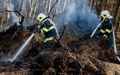 Liberecký kraj vyzývá k opatrnosti při pálení klestí