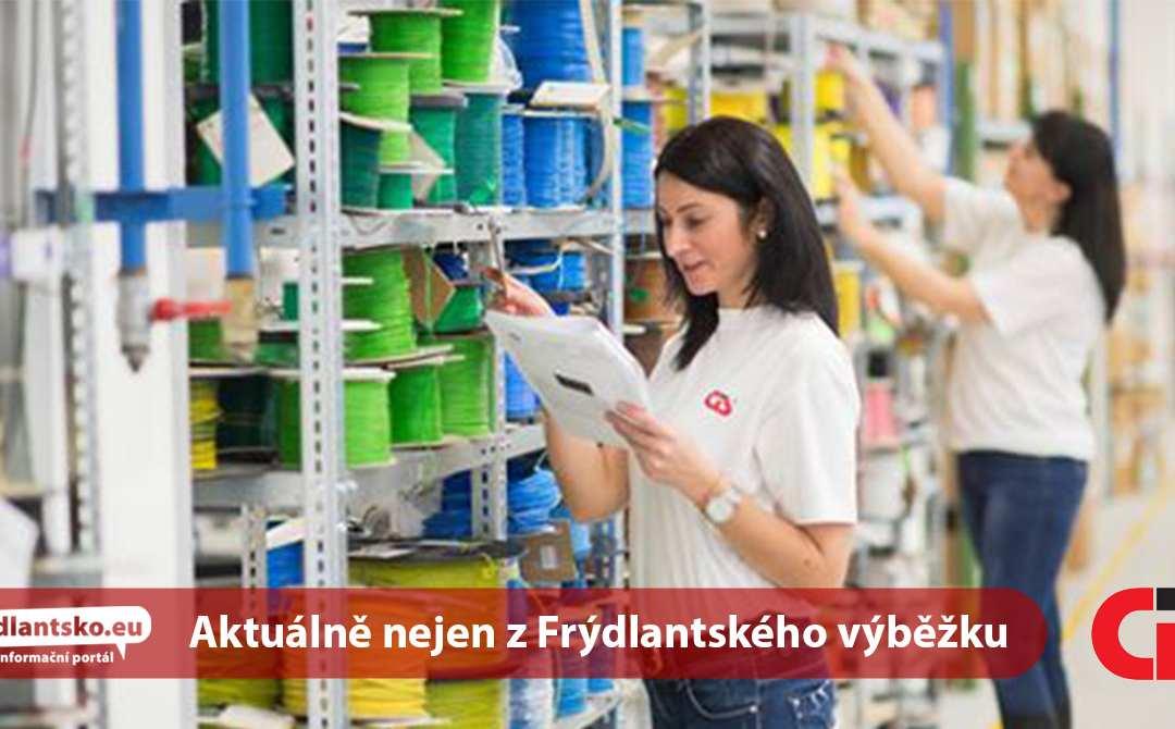 """Společnost CiS nabízí volnou pracovní pozici """"Skladník"""""""
