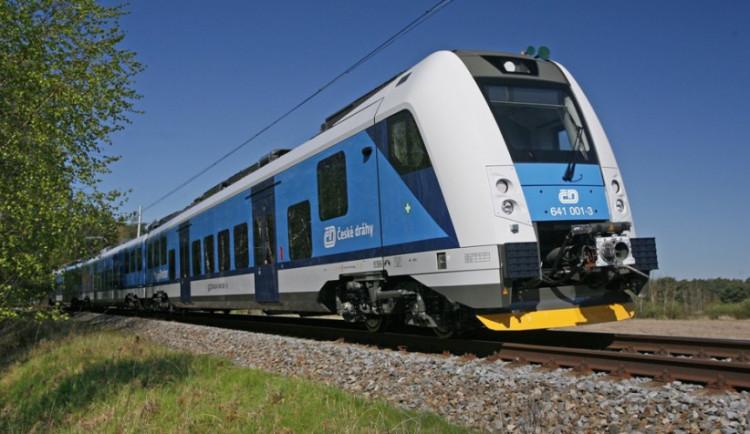 Výluka na trati Liberec – Černousy / Jindřichovice pod Smrkem