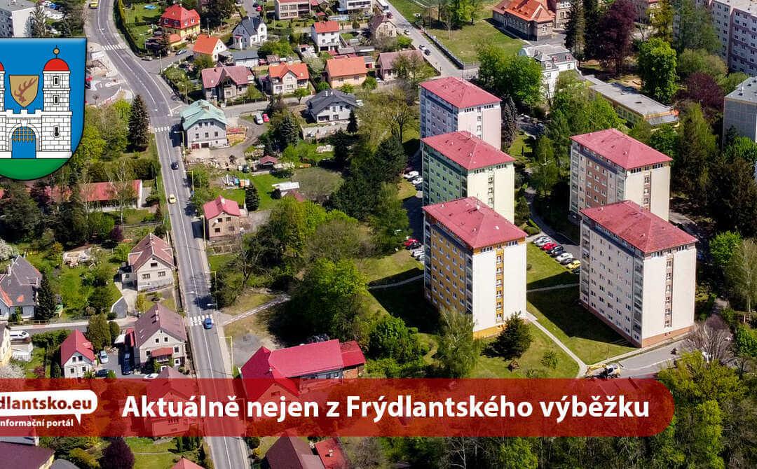 Frýdlant má pro obyvatele města k dispozici na 230 městských bytů