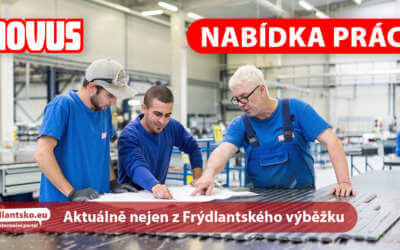 Raspenavský Novus hledá kolegy na montáž rohoží EMCO