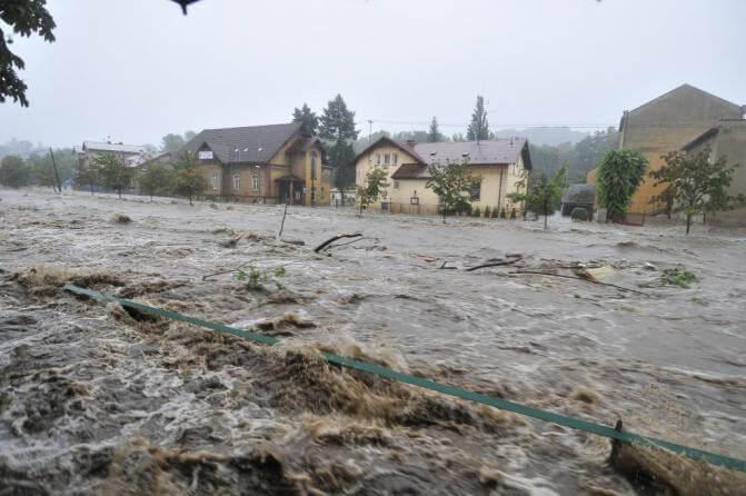 Deset let od ničivých povodní roku 2010 ve Frýdlantu