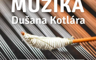 Cimbálová muzika Dušana Kotlára v kostele v Horní Řasnici