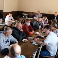 Letos podruhé zasedala ve Frýdlantu Bezpečnostní rada ORP III. Frýdlant