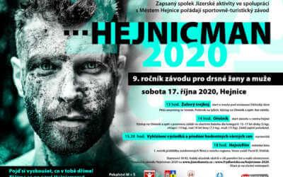 Hejnicman 2020 / Tradiční závod pro drsné ženy a muže