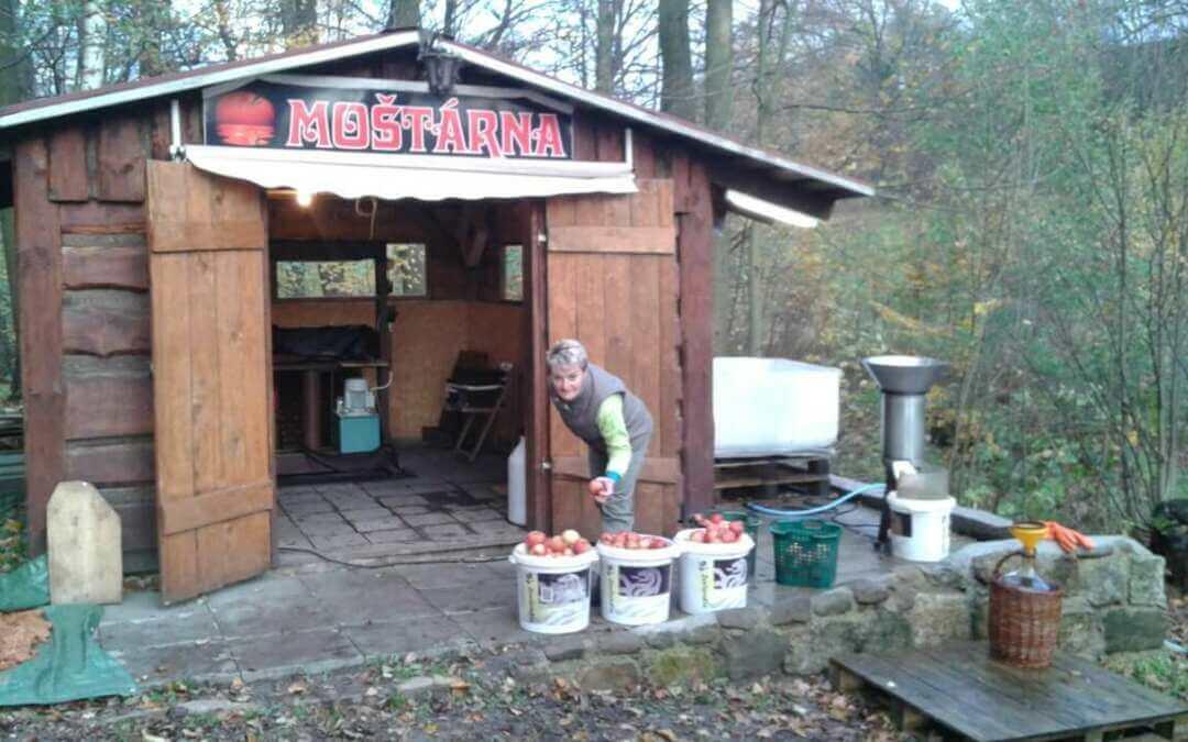 Moštárna Dětřichov – nabídka moštování na Frýdlantsku