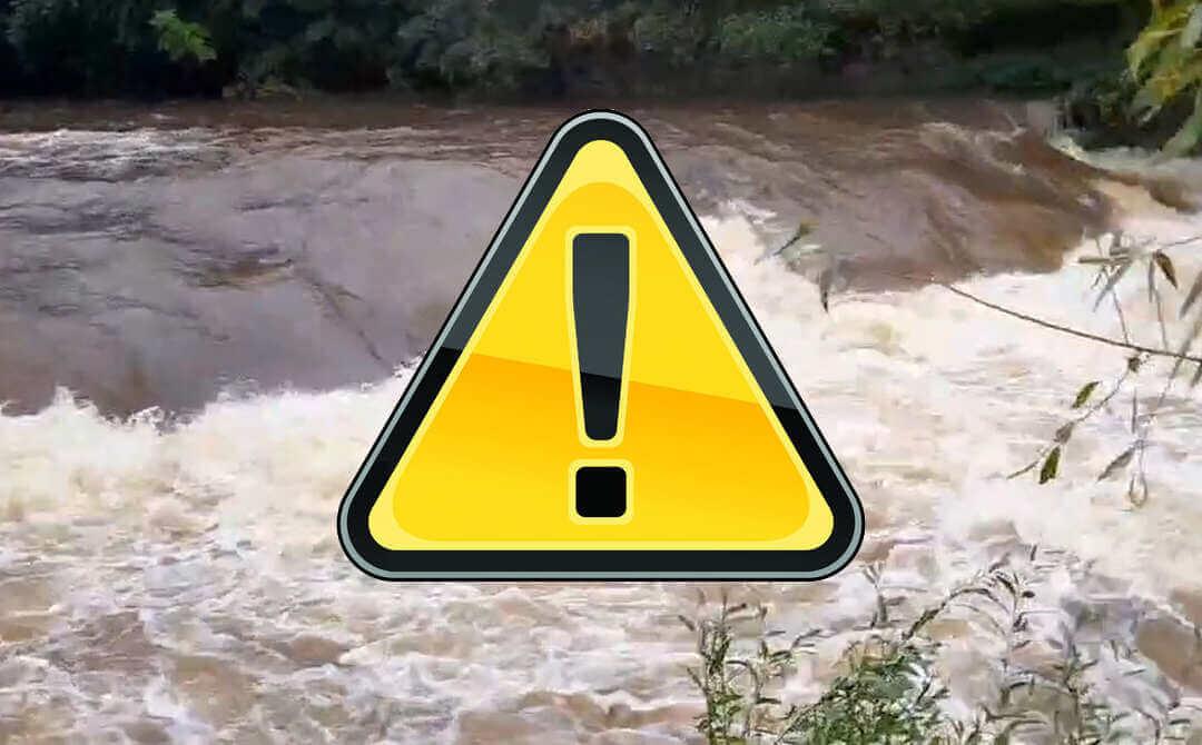 Výstraha meteorologů varuje před extrémním stupněm ohrožení