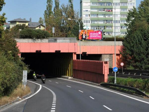 Liberecký tunel čeká částečná uzavírka, s omezením je nutné počítat i na hlavním tahu na Nový Bor