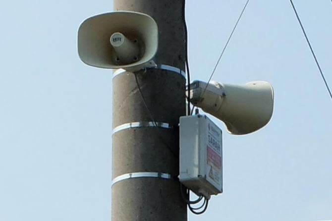 V úterý bude probíhat zkouška funkčnosti městských rozhlasových hlásičů