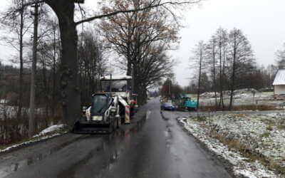 Pozor! Uzavírka silnice přes Oldřichov v Hájích prodloužena