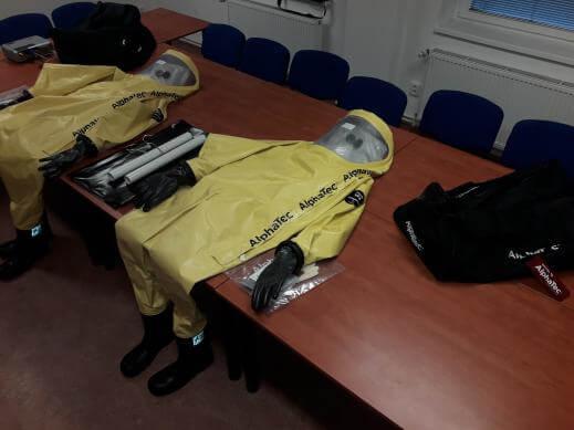 Frýdlantští dobrovolní hasiči získali z Libereckého kraje dotaci na vybavení a výstroj