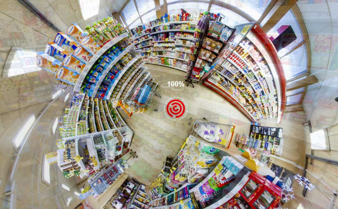 Prodejna Měděnka v Hejnicích ve virtuální prohlídce