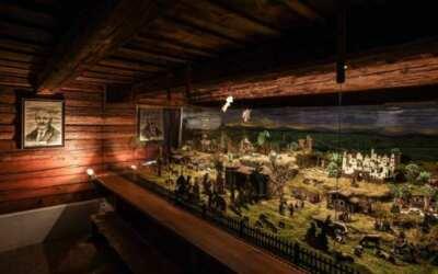 Simonův betlém konečně otevřen – zatím o víkendech