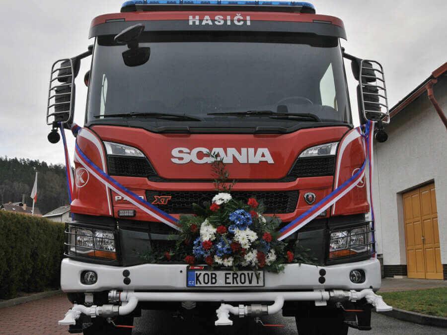 Dobrovolní hasiči se opět dočkají podpory, kraj zveřejnil strategii na příští roky