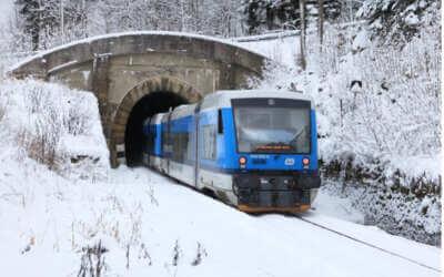 O Jizerskohorskou železnici budou znovu soutěžit dopravci