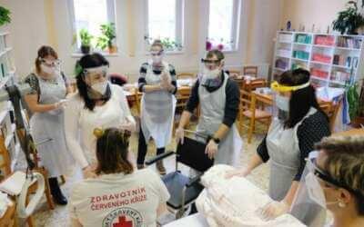Zaměstnanci Městského úřadu Frýdlant absolvují kurz pečovatele v záloze