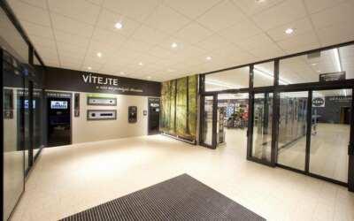 Dočasné uzavření prodejny Lidl ve Frýdlantu