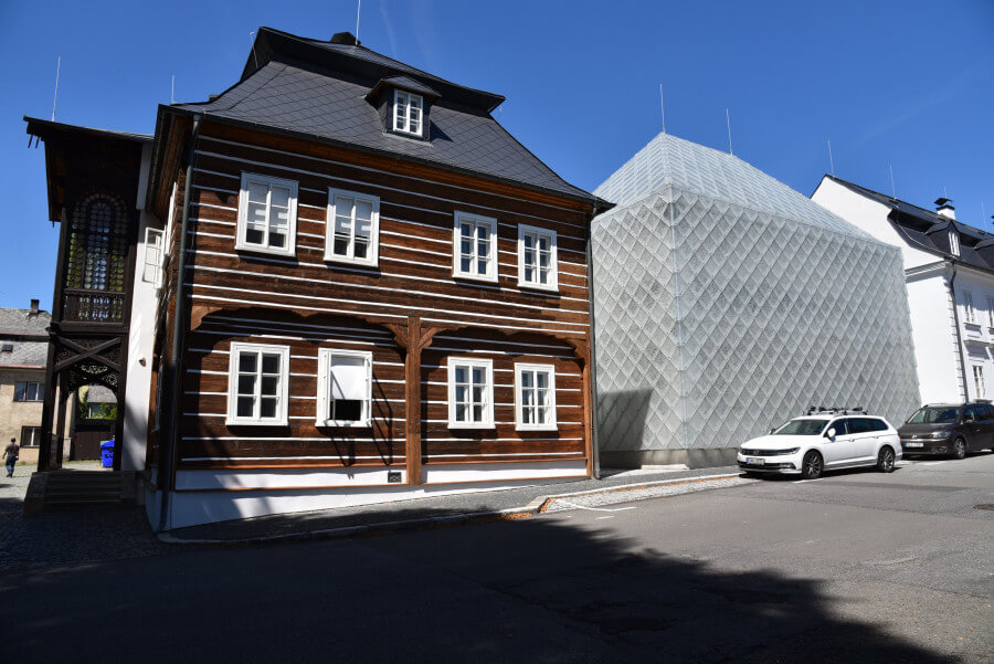 Liberecký kraj vypisuje soutěž o památku roku 2020