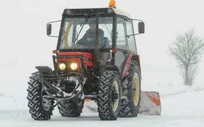 Plán zimní údržby Frýdlantu pro zimu 2020/2021