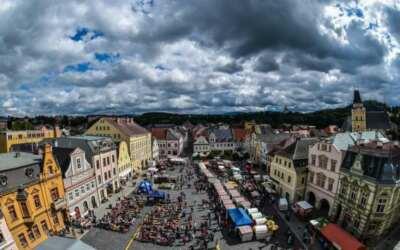 Město Frýdlant přijímá přihlášky stánkařů na Valdštejnské slavnosti 2021