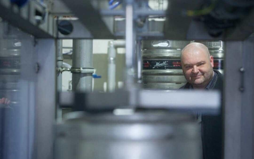 Pivo z Frýdlantu zachránily večerky. Teď ho pozná Anglie, těší majitele