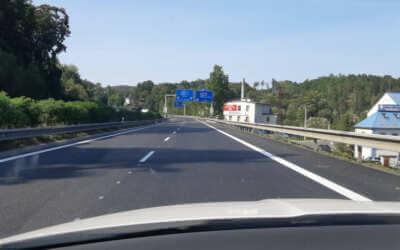 Začíná rekonstrukce silnice z Chrastavy na Liberec. Práce potrvají do července