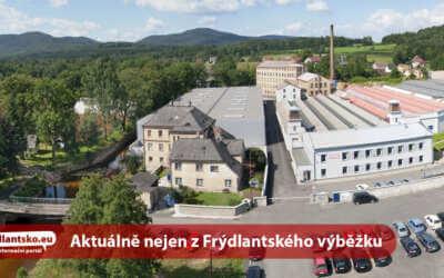 Raspenavský Novus nabízí volné pracovní pozice