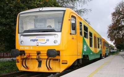 Informace o výlukách na železniční trati