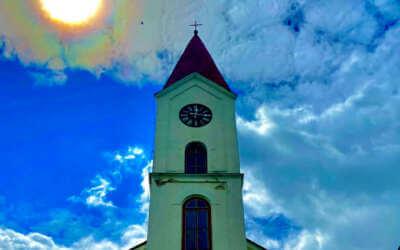 Noc kostelů v Kostele Nesvětější Trojice v Bílém Potoce pod Smrkem