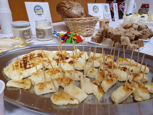 Regionálními potravinami se staly cvikovské pivo, sýr z Jeřmanic i med z Frýdlantska
