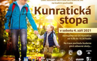 Kunratická stopa 2021