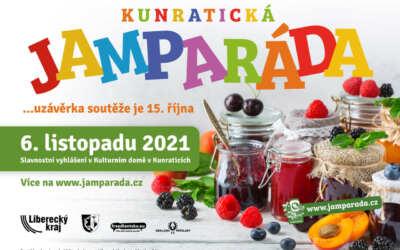 Kunratická JamParáda 2021